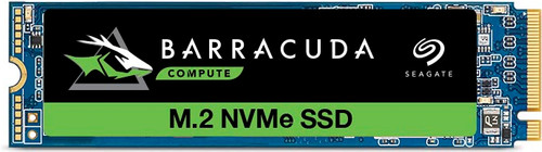 Seagate Barracuda 510 NVMe SSD 256GB Main Image