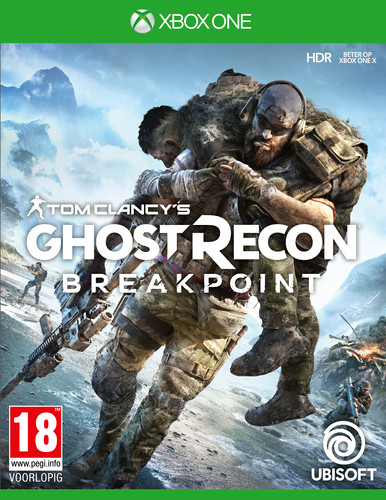 Tom Clancy's Ghost Recon: Breakpoint Xbox One Main Image