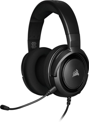 Corsair HS35 Stereo Gaming Headset Zwart Main Image