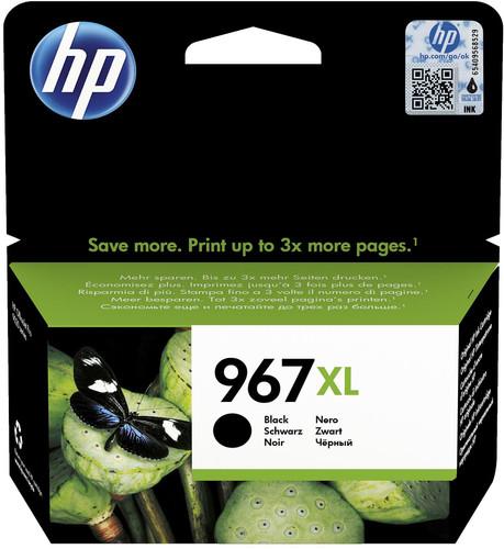 HP 967XL Black Extra High Capacity (3JA31AE) Main Image