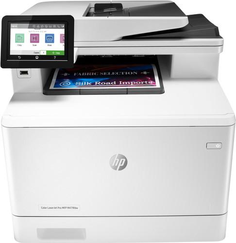 HP Color LaserJet Pro MFP M479fdw Main Image