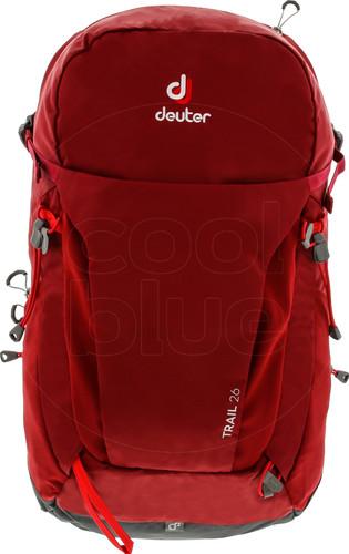 Deuter Trail 26L Cranberry/Graphite Main Image