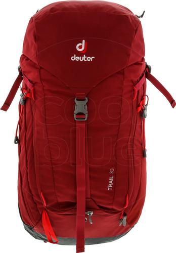 Deuter Trail 30L Cranberry / Graphite Main Image