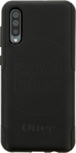 OtterBox Commuter Lite Samsung Galaxy A50 Back Cover Black Main Image