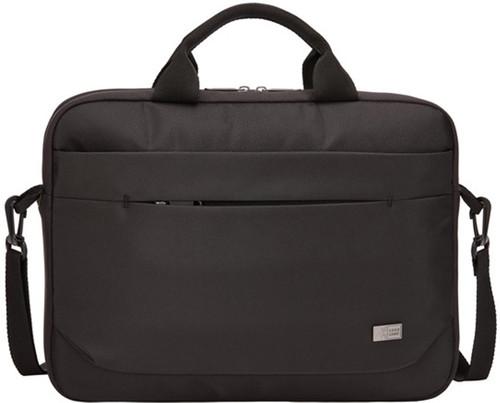 """Case Logic Advantage Laptoptas 14"""" Zwart Main Image"""