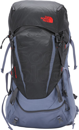 The North Face Terra 55 S/M Grisaille Grey/Ashpalt Grey Main Image