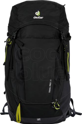 Deuter Trail Pro 36L Black/Graphite Main Image