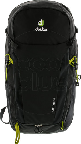 Deuter Trail Pro 32L Black/Graphite Main Image