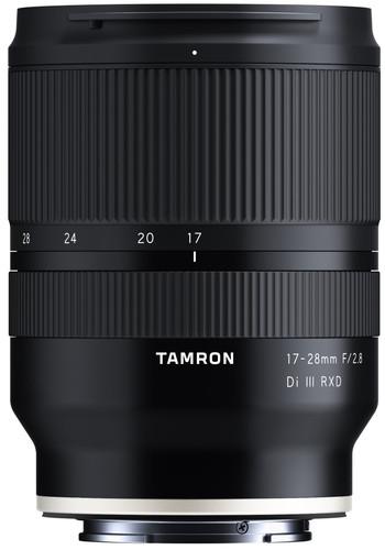 Tamron 17-28mm f/2.8 Di III RXD Sony E Main Image