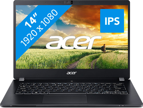 Acer TravelMate P6 TMP614-51-50AA Main Image