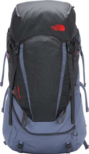 The North Face Terra 55 L / XL Grisaille Gray / Ashpalt Gray Main Image