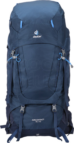 Deuter Aircontact 75 + 10L Midnight/Navy Main Image