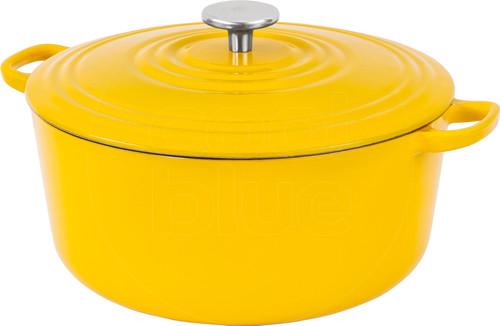 BK Bourgogne Dutch oven 28cm Sunset Yellow Main Image