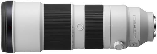 Sony FE 200-600mm f/5.6-6.3 G OSS Main Image