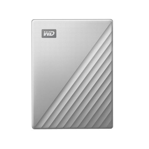 WD My Passport Ultra 4TB Silver Main Image