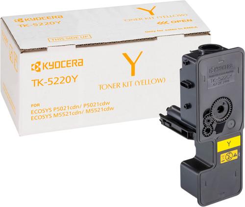 Kyocera TK-5220Y Toner Yellow (1T02R9ANL1) Main Image