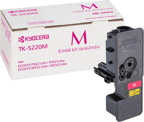Kyocera TK-5220M Toner Magenta (1T02R9BNL1) Main Image
