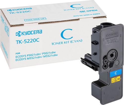 Kyocera TK-5220C Toner Cyan (1T02R9CNL1) Main Image