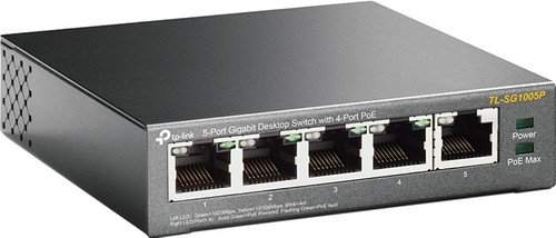TP-Link TL-SG1005P Main Image