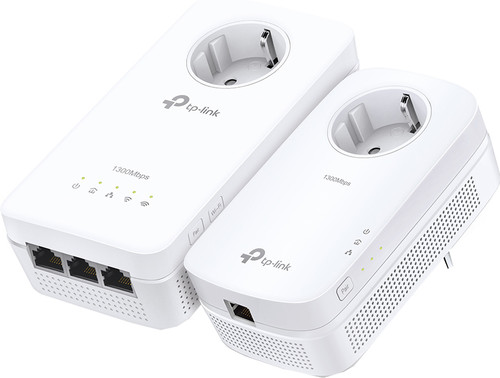 TP-Link TL-WPA8630P WiFi 1300Mbps 2 adapters Main Image