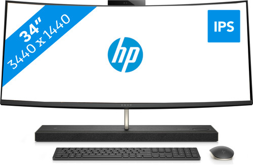 HP ENVY Curved 34-b190nd All-in-One Main Image