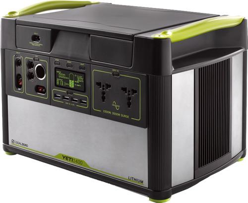 Goal Zero Yeti 1400 Generator 1425 Wh / 132.000 mAh Main Image