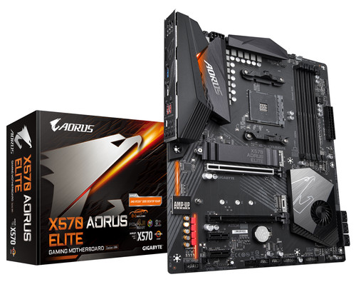 Gigabyte X570 Aorus Elite Main Image