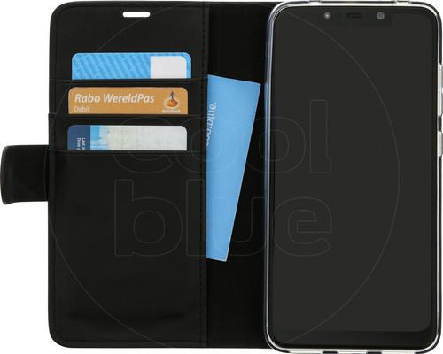 Azuri Wallet Magnet Xiaomi Pocophone F1 Book Case Black Main Image
