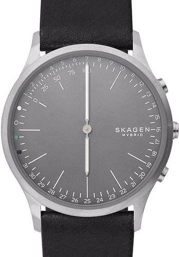 Skagen Jorn Connected Hybrid Gray Black Coolblue Before 23 59