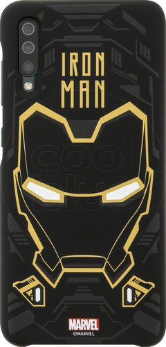 Samsung Marvel Galaxy A70 Smart Cover Iron Man Main Image