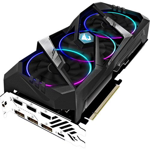 Gigabyte Aorus GeForce RTX 2080 Super 8G Main Image