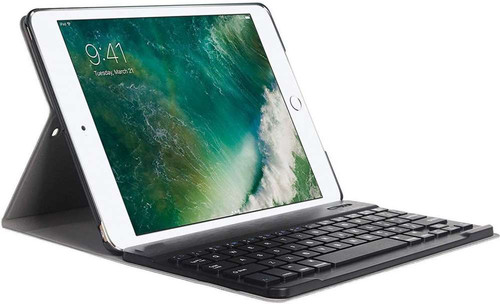 Just in Case Premium Apple iPad 9.7 (2017) Book Case Zwart Main Image