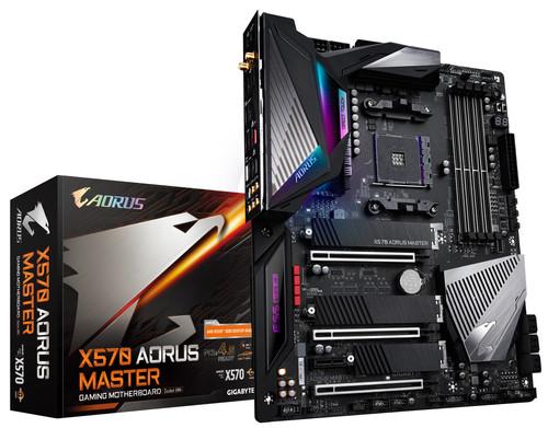 Gigabyte X570 Aorus Master Main Image