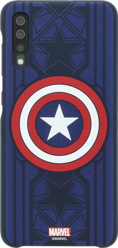 Samsung Marvel Galaxy A70 Smart Cover Captain America Main Image