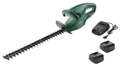 Bosch EasyHedgeCut 18-45 with 2 batteries Main Image