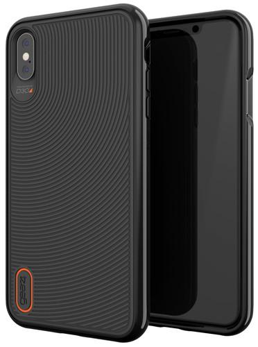 GEAR4 Battersea Apple iPhone Xs Max Back Cover Black Main Image