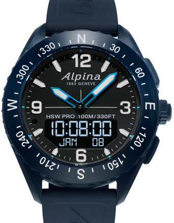 Alpina AlpinerX Blue Main Image
