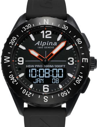 Alpina AlpinerX Zwart Main Image