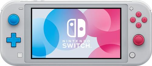 Nintendo Switch Lite Pokemon Shield/Sword Edition Main Image