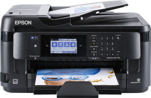 Epson Workforce Wf 7710dwf