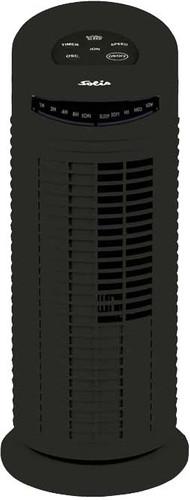 Solis Tower Ventilator Zwart Main Image