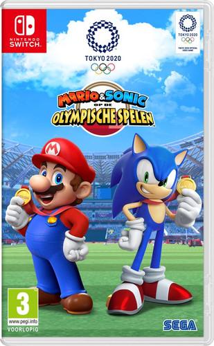 Mario & Sonic op de Olympische Spelen: Tokyo 2020 Switch Main Image