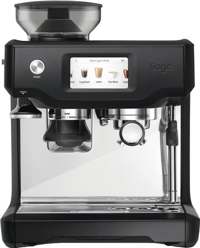 Sage the Barista Touch Black Truffel Main Image