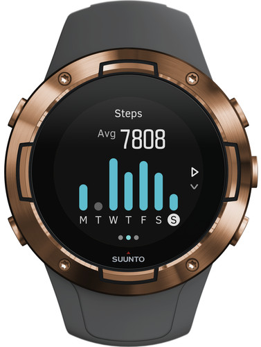 Suunto 5 Copper/Gray Main Image