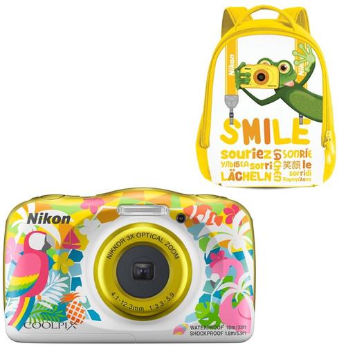 Nikon Coolpix W150 Backpack Kit Resort Main Image