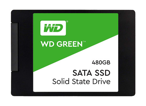 WD Green 2.5inch 480GB Main Image