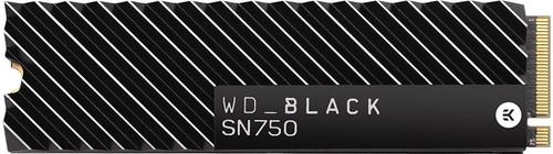 WD Black 2TB SN750 (Plus Heatsink) Main Image