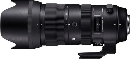 SIGMA 70-200mm F2.8 DG OS HSM   Sports Canon Main Image