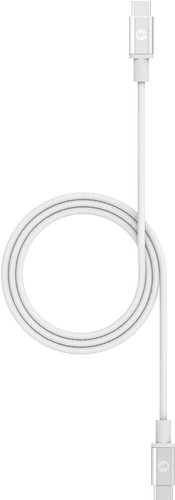 Mophie Usb C to Usb C Cable 1.5m White Main Image