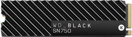 WD Black SN750 500GB (Plus Heatsink) Main Image